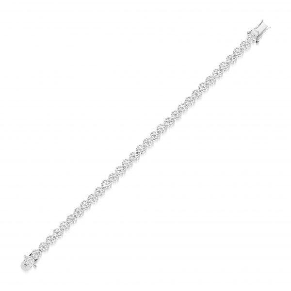 Anonymous Silver Bracelet - High Street Jewelry