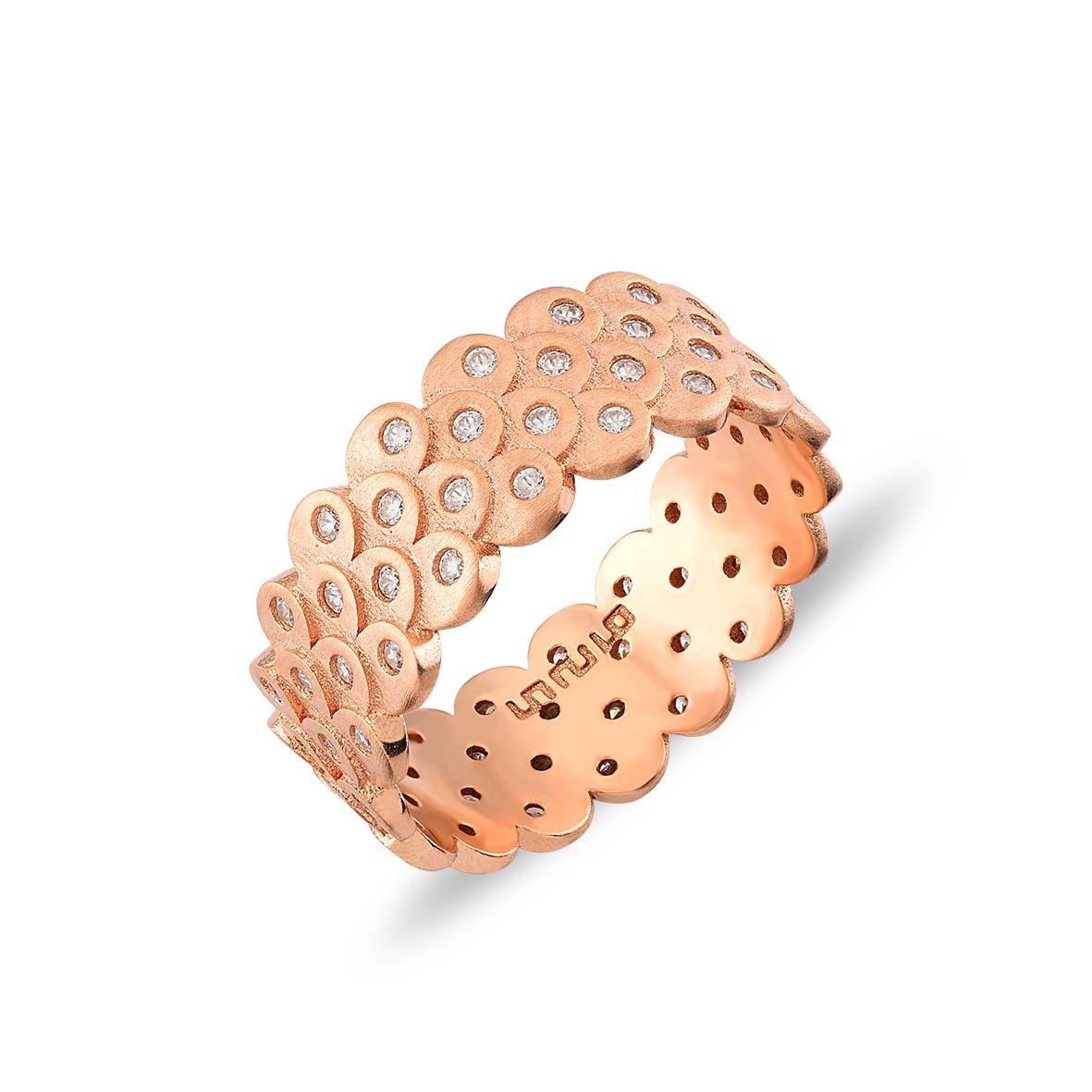 Mermaid Rose Ring - High Street Jewelry