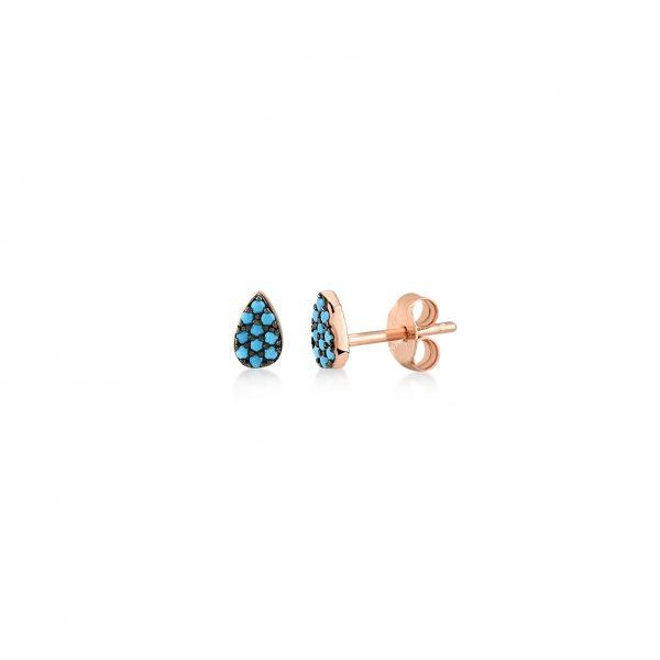 Dew Rose Earring - High Street Jewelry