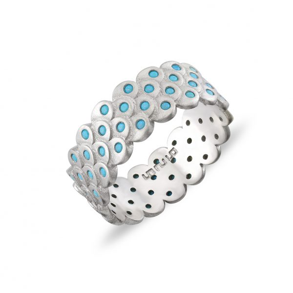 Mermaid Silver Ring - High Street Jewelry
