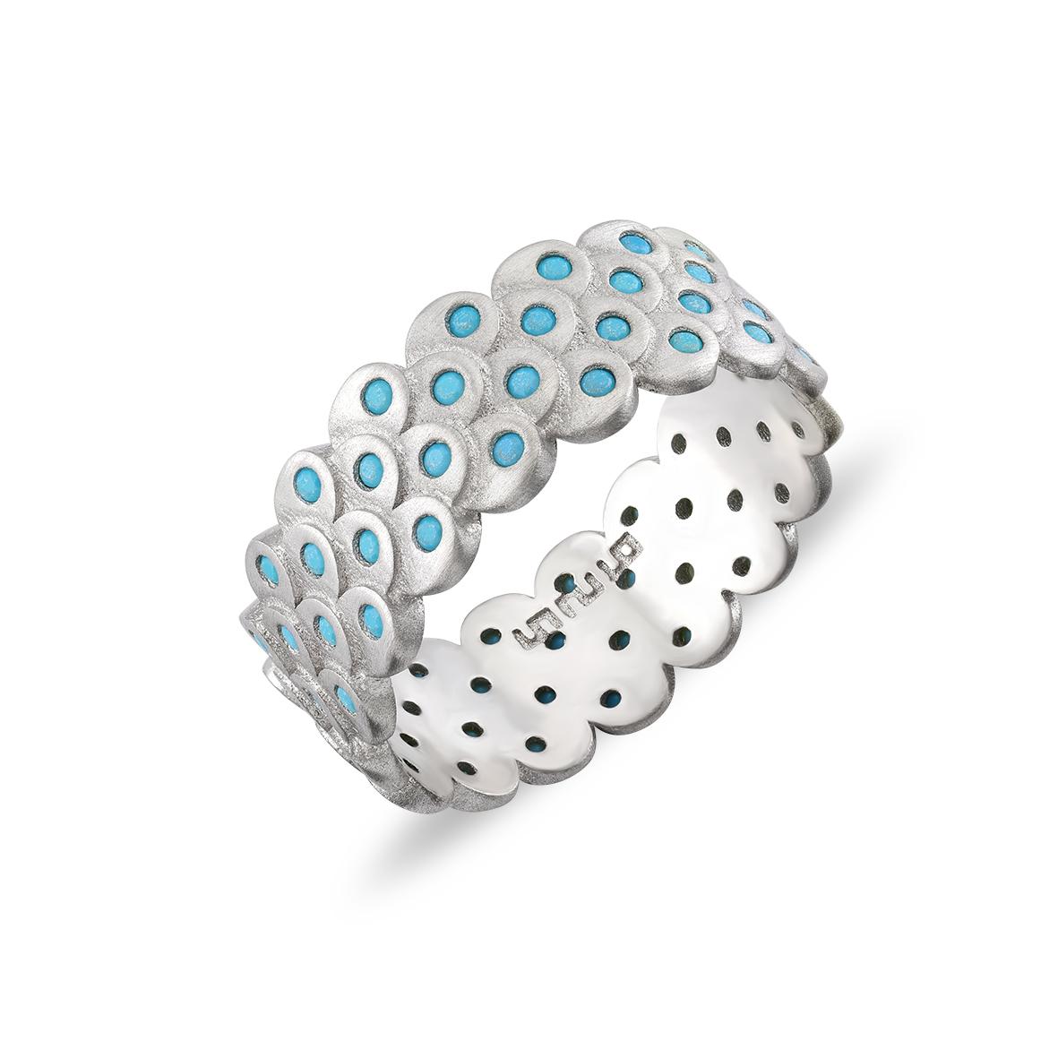 Mermaid Silver Ring - High Street Jewelry