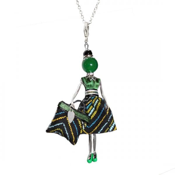 Gisel Vert Des Bois - High Street Jewelry