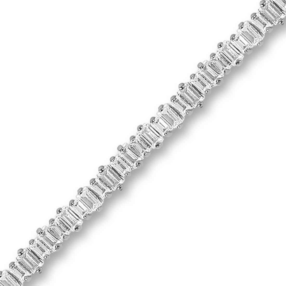 Roadie Silver Bracelet - High Street Jewelry