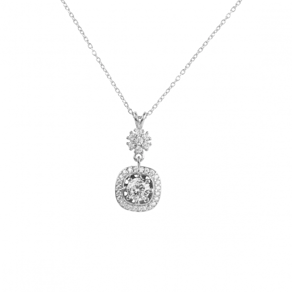 Esme Silver Necklace - High Street Jewelry