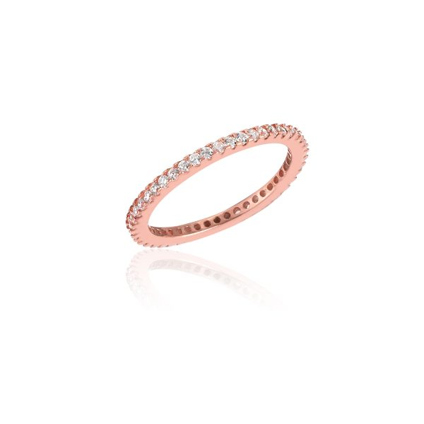 Echo Rose Ring - High Street Jewelry