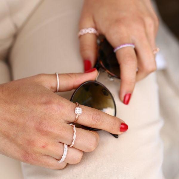 Sirius Rose Ring - High Street Jewelry
