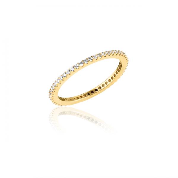 Echo Yellow Ring - High Street Jewelry