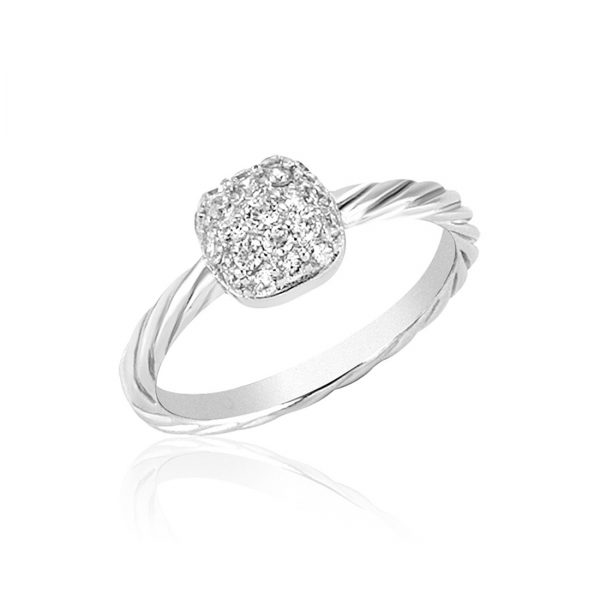 Sirius Silver Ring - High Street Jewelry