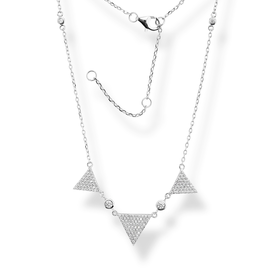 Viking Silver Necklace - High Street Jewelry