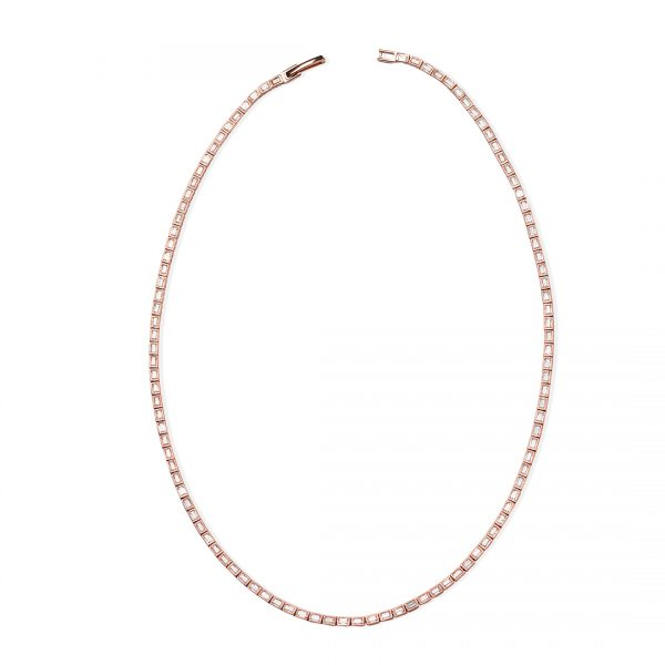 Ciel Rose Necklace - High Street Jewelry