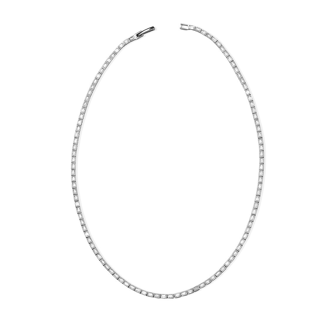 Ciel Silver Necklace - High Street Jewelry
