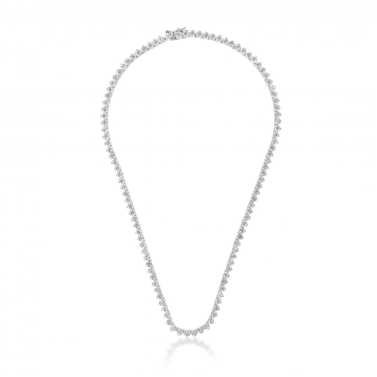 All Time Silver Necklace - High Street Jewelry