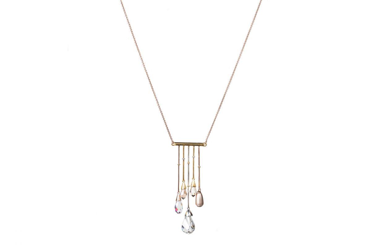 Portia Necklace - High Street Jewelry